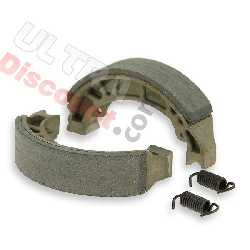 Rear Brake Shoes for Yamaha PW80