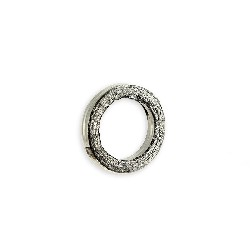 Exhaust Gasket (O-Ring) for Baotian Scooters BT49QT-12 (Ø 30mm)