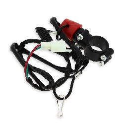 Pull Kill Switch for ATV Pocket Quad