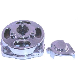 High Quality Clutch Bell + Housing + 6 Tooth Sprocket for Pocket Bike