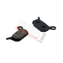 Brake Pads for ATV Pocket Quad (type 6)