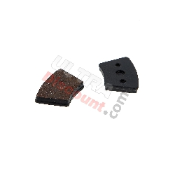 Brake Pads for ATV Pocket Quad (type 7)