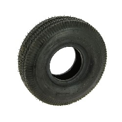 Tires 4.10/3.50-4 road for ATV pocket quad