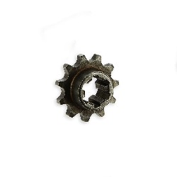 11 Tooth Front Sprocket for ATV Pocket Quad