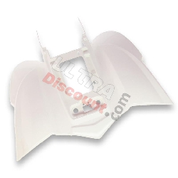 Rear Fairing for ATV Shineray Quad 250cc ST-9E - WHITE