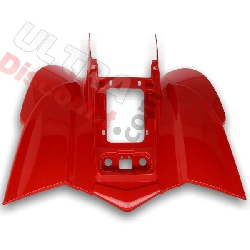 Rear Fairing for ATV Shineray Quad 250cc ST-9E - RED