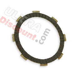 Clutch friction for ATV ShinerayQuad 250cc STXE