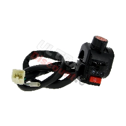 Right Switch Assembly for ATV Shineray Quad 250cc STXE