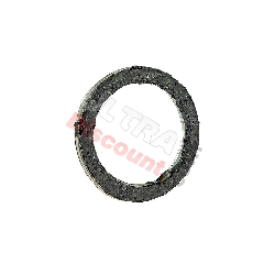Graphite Exhaust Gasket (O-Ring) for ATV Shineray Quad 250cc ST-9E