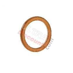 Copper Exhaust Gasket (O-Ring) for ATV Shineray Quad 250cc ST-9E