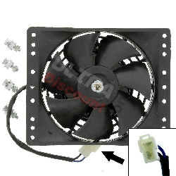 Fan for ATV Quad (type 5)