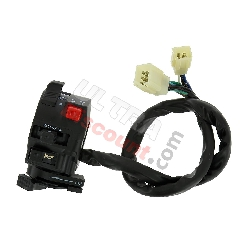 Left Switch Assembly for ATV Shineray 250ST-5