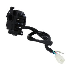 Left Switch Assembly for ATV Shineray Quad 300cc STE