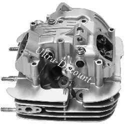 Complete Cylinder Head for ATV Shineray Quad 300cc STE - ST-4E - Alu