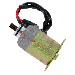 Starter Motor for Chinese Scooter 125cc 4-stroke
