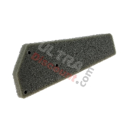 Foam Air Filter for engines 50cc GY6 139QMB - 139QMA