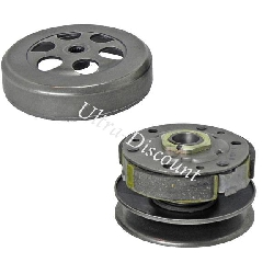 Complete Clutch for Scooter 50cc - 2-stroke