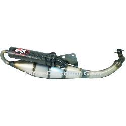 Ninja Exhaust for Chinese Scooter Viper R1 2-stroke