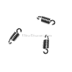 Set of 3 Silver Clutch Springs for Chinese Scooter 125cc - Strong Springs