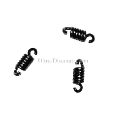 Set of 3 Black Clutch Springs for Chinese Scooter 125cc - Medium Springs