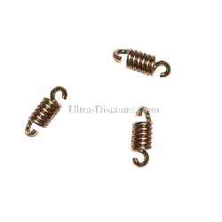 Set of 3 Gold Clutch Springs for Chinese Scooter 125cc - Soft Springs