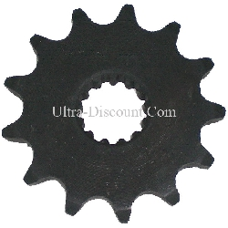 13 Tooth Front Sprocket for ATV Shineray Quad 300cc STE - ST-4E