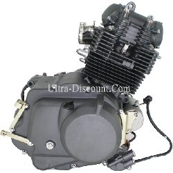 Complete Engine for ATV Bashan Quad 300cc (BS300S-18)