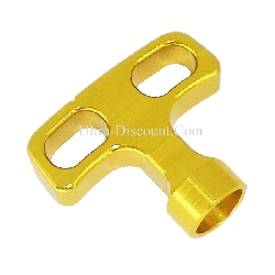 Recoil Starter Handle - Gold