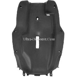 Front Footwell Panel (Facing Knees) for Jonway Scooter YY50QT-28A
