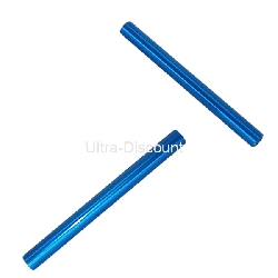 Custom Handle Bars for Pocket Bike MTA4 (type 1) - Blue