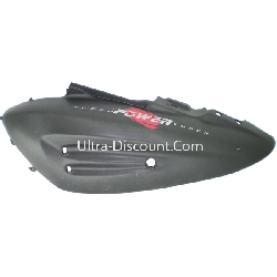 Left Side Fairing for Jonway Scooter YY50QT-28A (type 1) - Black