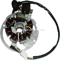 Stator for Scooter Viper R1 2-stroke