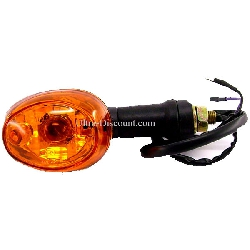 Rear Right Turn Signal for Baotian Scooter BT49QT-12