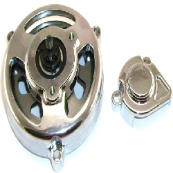 High Quality Clutch Bell + Housing + 6 Tooth Sprocket for MTA4