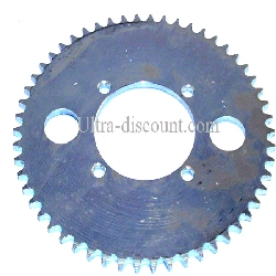 44 Tooth Reinforced Rear Sprocket for Pocket Bike 4-stroke