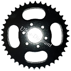 40 Tooth Rear Sprocket for ATV JYG Quad 200cc (428)