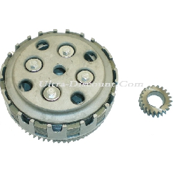 Clutch + Cam Gear for ATV Shineray Quad 300cc