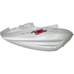 Right Side Fairing for Chinese Scooter (type 1) - Gray-Red