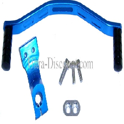 Aluminum Gear Shifter for ATV Quads - Blue