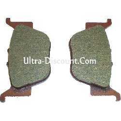 Rear Brake Pads for ATV Shineray Quad 300cc STE