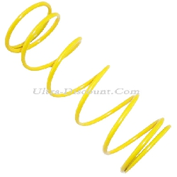 Medium Contra Spring for Scooters 125cc 4-stroke - Yellow