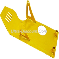 Belly Pan for Dirt Bike - Gold