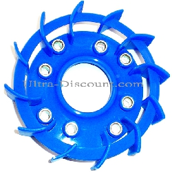 Fan Impeller for Chinese Scooter - Blue