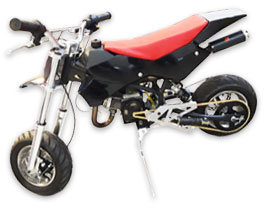 47cc Pocket Bike Supermotard Parts <br/> 49cc Pocket Bike Supermotard Parts