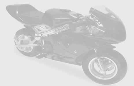 Bundle Deal Spark Plug Ignition Coil Black Pull Start 3 items: Mini Moto 49cc Spares Kit